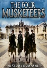 Rent The Four Musketeers on DVD