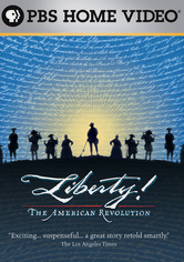Rent Liberty! The American Revolution on DVD