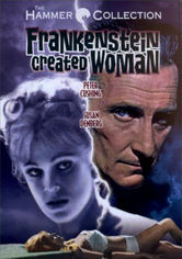 Rent Frankenstein Created Woman on DVD