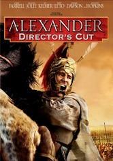 Rent Alexander: Director's Cut on DVD