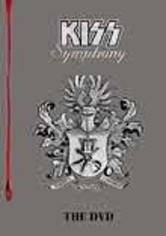 Rent Kiss: Symphony on DVD