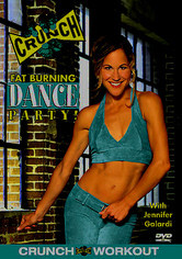 Rent Crunch: Fat Burning Dance Party on DVD