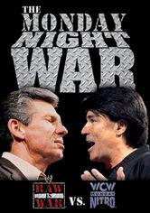 Rent WWE: The Monday Night War on DVD