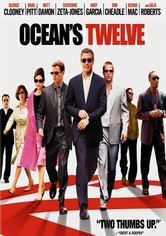 Rent Ocean's Twelve on DVD