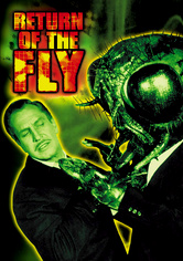 Rent The Fly 2: Return of the Fly on DVD