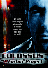 Rent Colossus: The Forbin Project on DVD