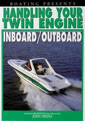 Rent Handling Your Twin Engine Inboard/Outboard on DVD