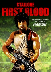 Rent Rambo: First Blood on DVD