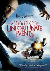 Rent Lemony Snicket: Unfortunate Events on DVD