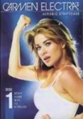 Rent Carmen Electra's Aerobic Striptease on DVD