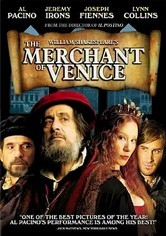 Rent The Merchant of Venice on DVD