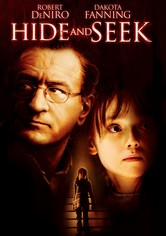 Rent Hide and Seek on DVD