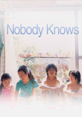 Rent Nobody Knows on DVD