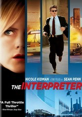 Rent The Interpreter on DVD