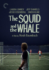 Rent The Squid and the Whale on DVD
