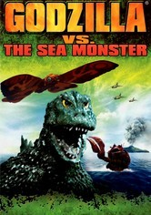 Rent Godzilla vs. The Sea Monster on DVD