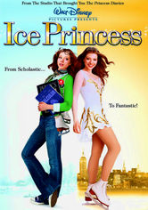 Rent Ice Princess on DVD