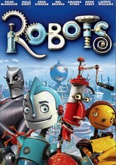 Rent Robots on DVD
