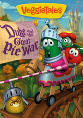 Rent VeggieTales: Duke and the Great Pie War on DVD