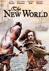 Rent The New World on DVD