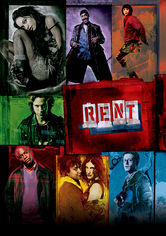Rent Rent on DVD