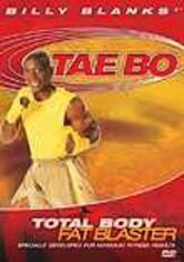 Rent Billy Blanks: Tae Bo: Total Fat Blaster on DVD