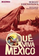 Rent Que Viva Mexico on DVD