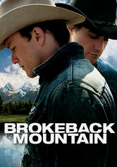 Rent Brokeback Mountain on DVD