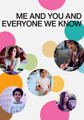 Rent Me and You and Everyone We Know on DVD