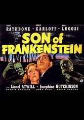Rent Son of Frankenstein /Ghost of Frankenstein on DVD