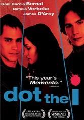 Rent Dot the I on DVD