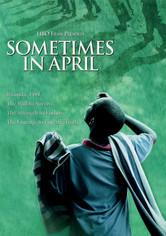 Rent Sometimes in April on DVD