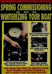 Rent Commissioning & Winterizing Your Boat on DVD