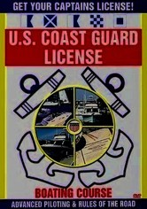 Rent U.S. Coast Guard License: Boating Course on DVD