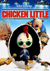 Rent Chicken Little on DVD