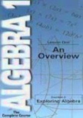 Rent Algebra 1: Lesson 1: An Overview on DVD