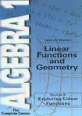 Rent Algebra 1: Lesson 11 on DVD