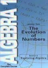 Rent Algebra 1: Lesson 2: The Evolution on DVD