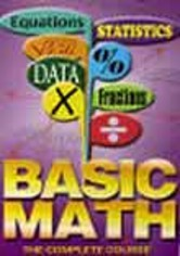 Rent Basic Math: Lesson 25: Statistics on DVD