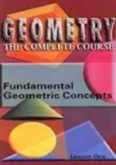 Rent Fundamental Geometric Concepts on DVD