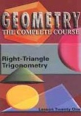 Rent Right-Triangle Trig on DVD