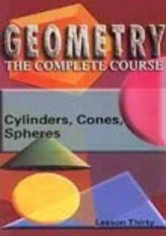 Rent Cylinders, Cones and Spheres on DVD