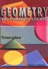 Rent Geometry: Lesson 7: Triangles on DVD