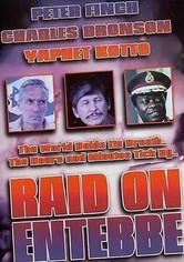 Rent Raid on Entebbe on DVD