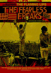 Rent The Flaming Lips: The Fearless Freaks on DVD