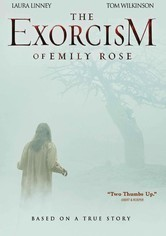 Rent The Exorcism of Emily Rose on DVD