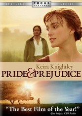 Rent Pride & Prejudice on DVD