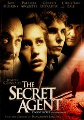 Rent The Secret Agent on DVD