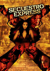 Rent Secuestro Express on DVD