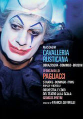 Rent Cavalleria Rusticana / Pagliacci on DVD